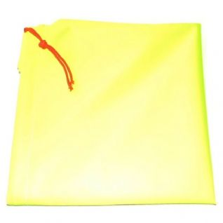 Yellow Fluorescent Propeller Bag (Large)